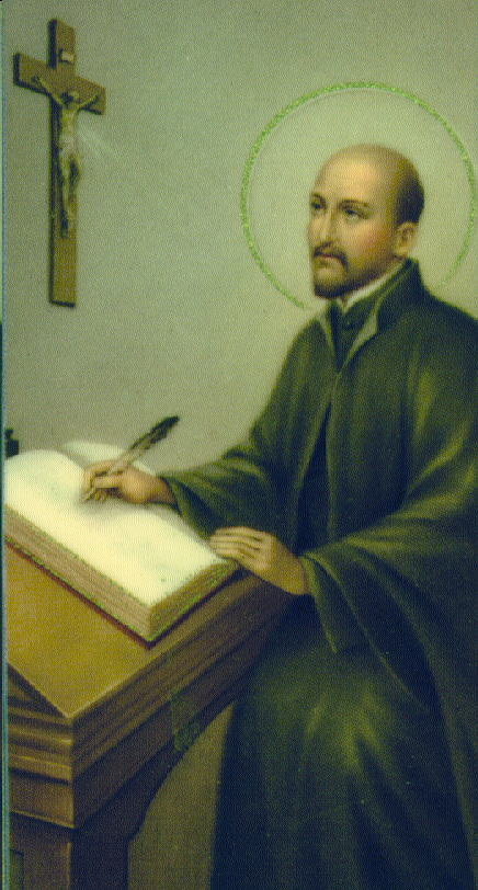 The Spiritual Exercises of St. Ignatius of Loyola